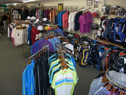 golf pants and other clothing